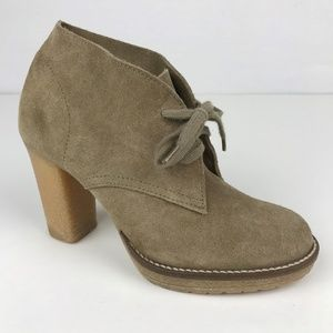 J. Crew Macalister High-Heel Ankle Boot 98527